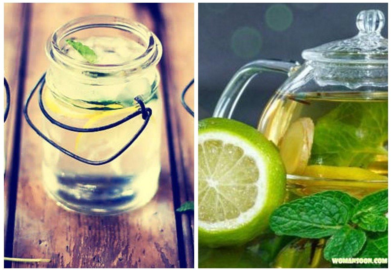 Чем вывести воду из организма быстро в домашних условиях